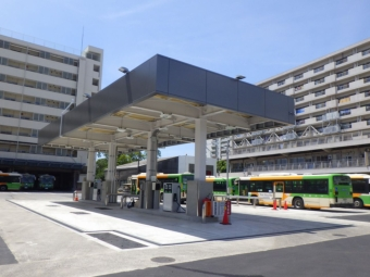 江戸川自動車営業所給油取扱所 新築その他工事