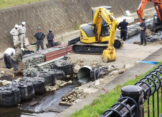 道路災害防除工事(27西の3)